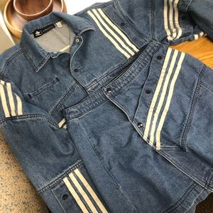 Adidas Danielle Cathari jacket and skirt